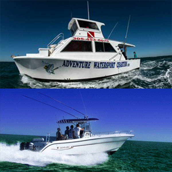 Boats of Adventure Water Sport Charters